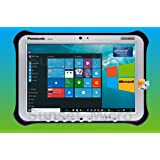 Panasonic Toughpad FZ-G1 Rugged Tablet Win 10 PRO Intel Core i5 3437U 1.90GHz vPro 10.1 Inch WUX G1AABGCLM