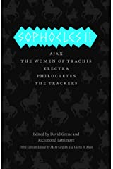 Sophocles II: Ajax, The Women of Trachis, Electra, Philoctetes, The Trackers (The Complete Greek Tragedies Book 2) Kindle Edition