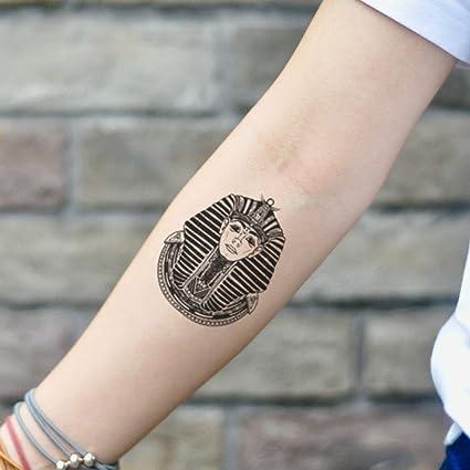 Tatuaje Temporal de Egipcio antiguo (2 Piezas) - www.ohmytat.com ...