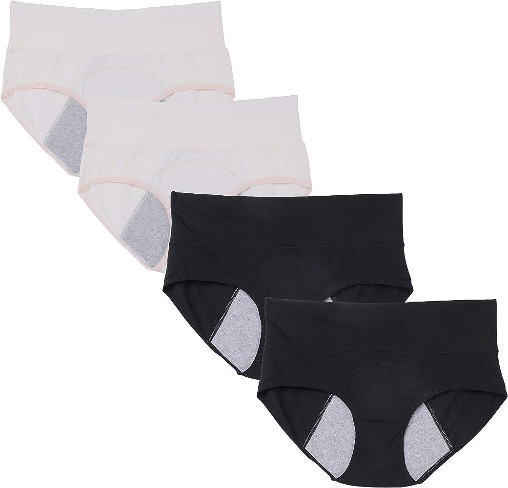 Women/'s Lady Girls Menstrual Period Physiological Briefs Underpants Underwear