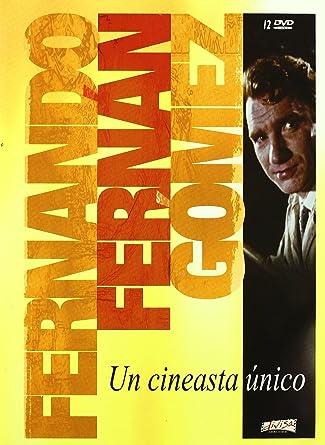Pack: Fernando Fernán Gómez Incluye 12 Películas DVD: Amazon.es ...