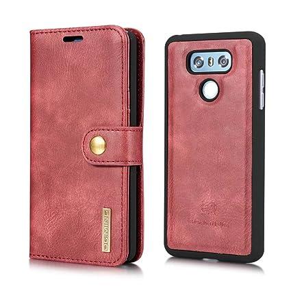 Amazon.com: Carcasa para LG G6, DG.MING magnético y ...
