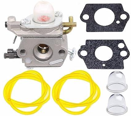 C1U K78 carburador con junta de bombilla de imprimación para ...