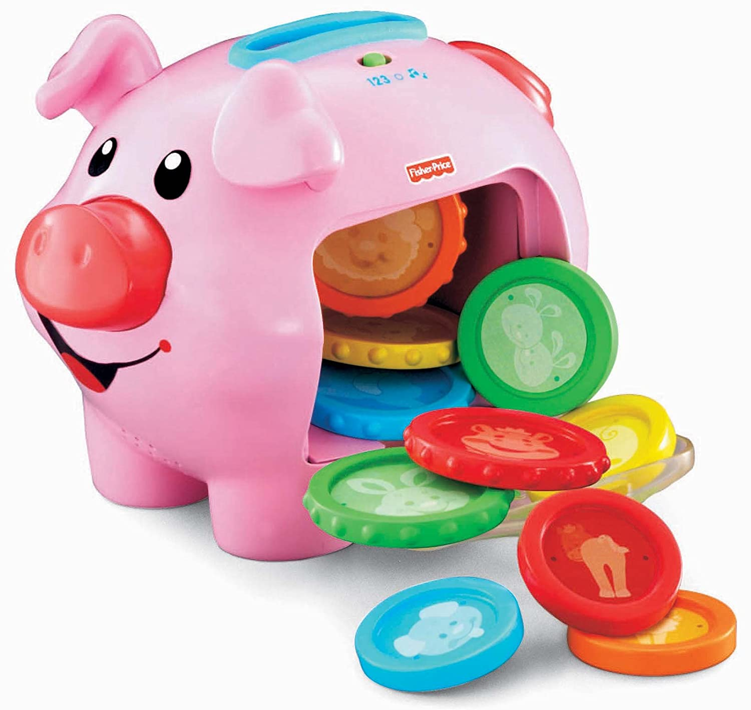 Fisher Price Laugh & Learn Learning Piggy Bank Amazon Toys
