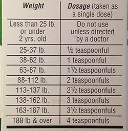 Amazon Com Reese S Pin Worm Medicine 1 Oz Pyrantel