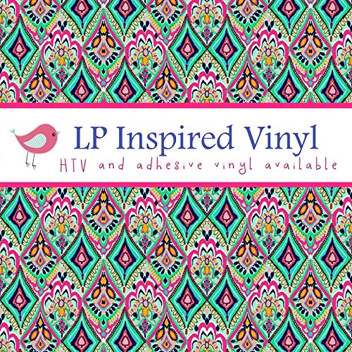 Craft vinyl lilly P inspired vinyl,Crown Jewels lilly monogram,lilly inspired,lilly vinyl, htv vinyl,vinyl rolls lilly p, LP-27 (Monogram Jewel)