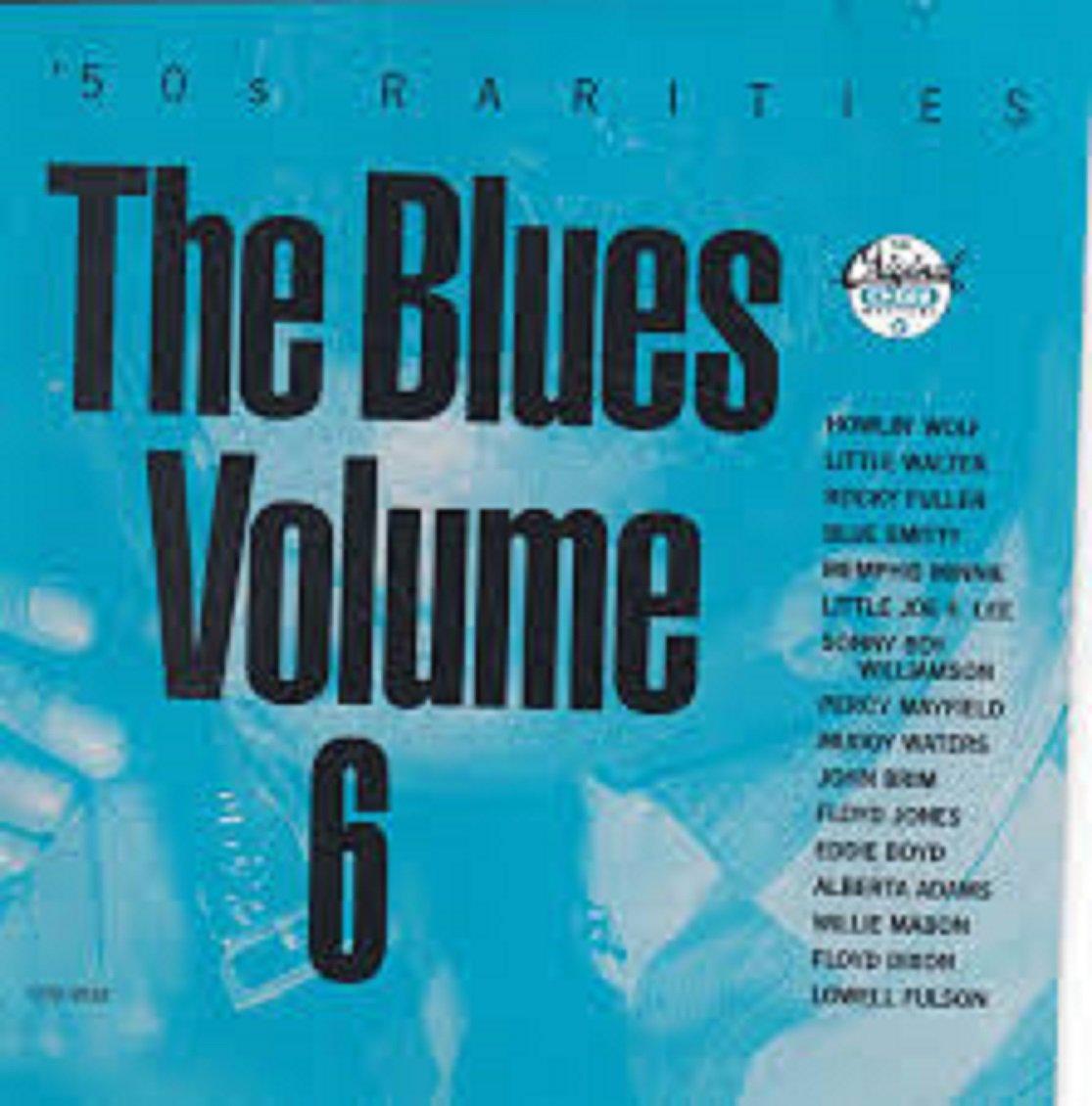 The Blues Vol. 6: '50s Rarities