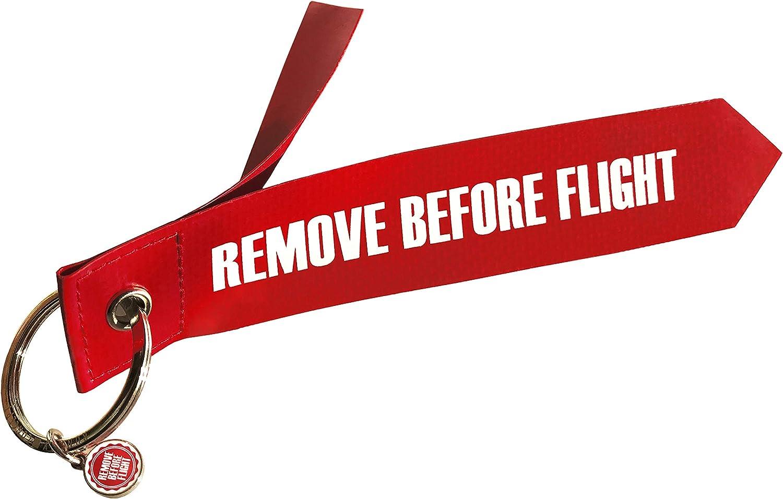 Classic Originals Remove Before Flight 1 Stück Original Luftfahrtmaterial Koffer Rucksäcke Taschen