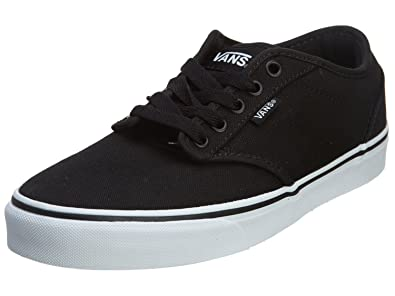 Vans Atwood Men's Sneaker Shoes Black White 0tuy187 ...