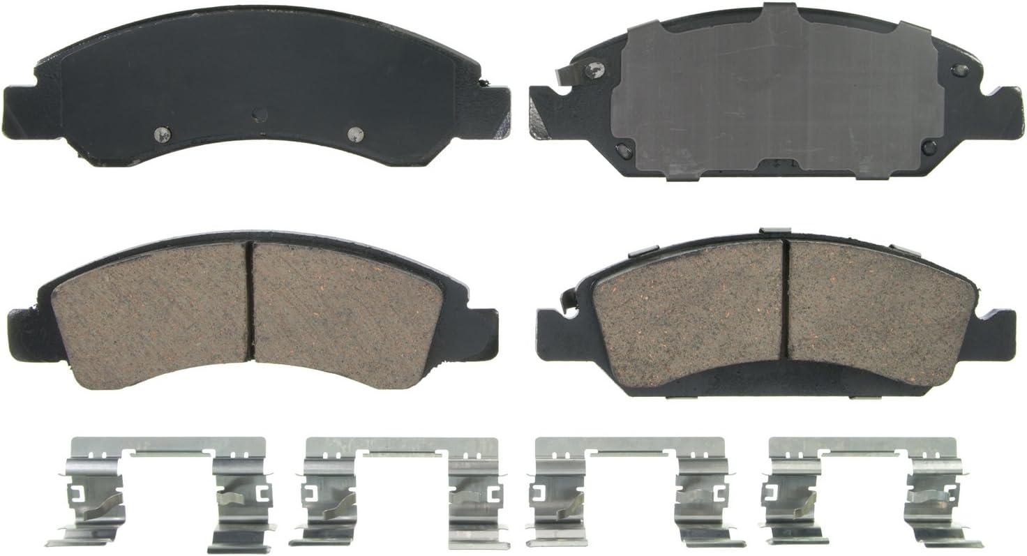 Disc Brake Pad Set-QuickStop Disc Brake Pad Front Wagner fits 99-04 Ford Mustang