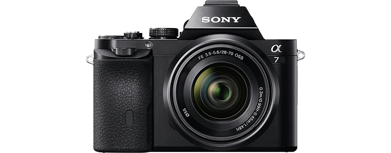 Sony Alpha ILCE-7K - Cámara Evil (Sensor Full Frame de 35 mm, 24.3 ...