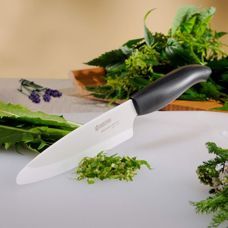 Advanced Ceramic Professional Chef Knife by Kyocera