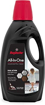 Carpet Cleaner Solution   Rug Doctor All-In-One 32 oz. Use with