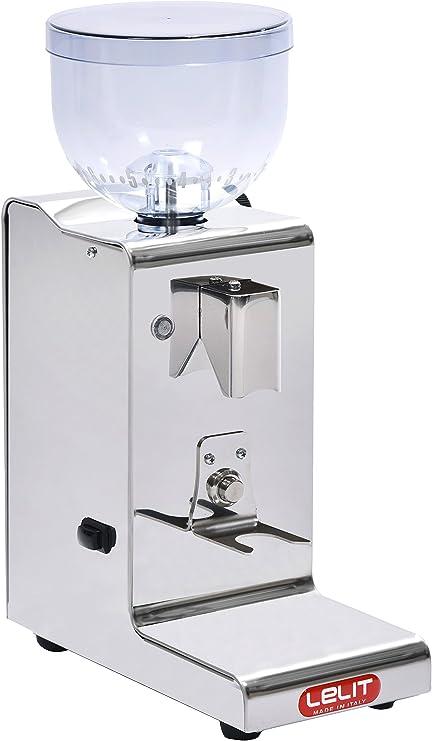 Lelit PL044MMT Fred, Molinillo de Café - Dosificación Automática ...