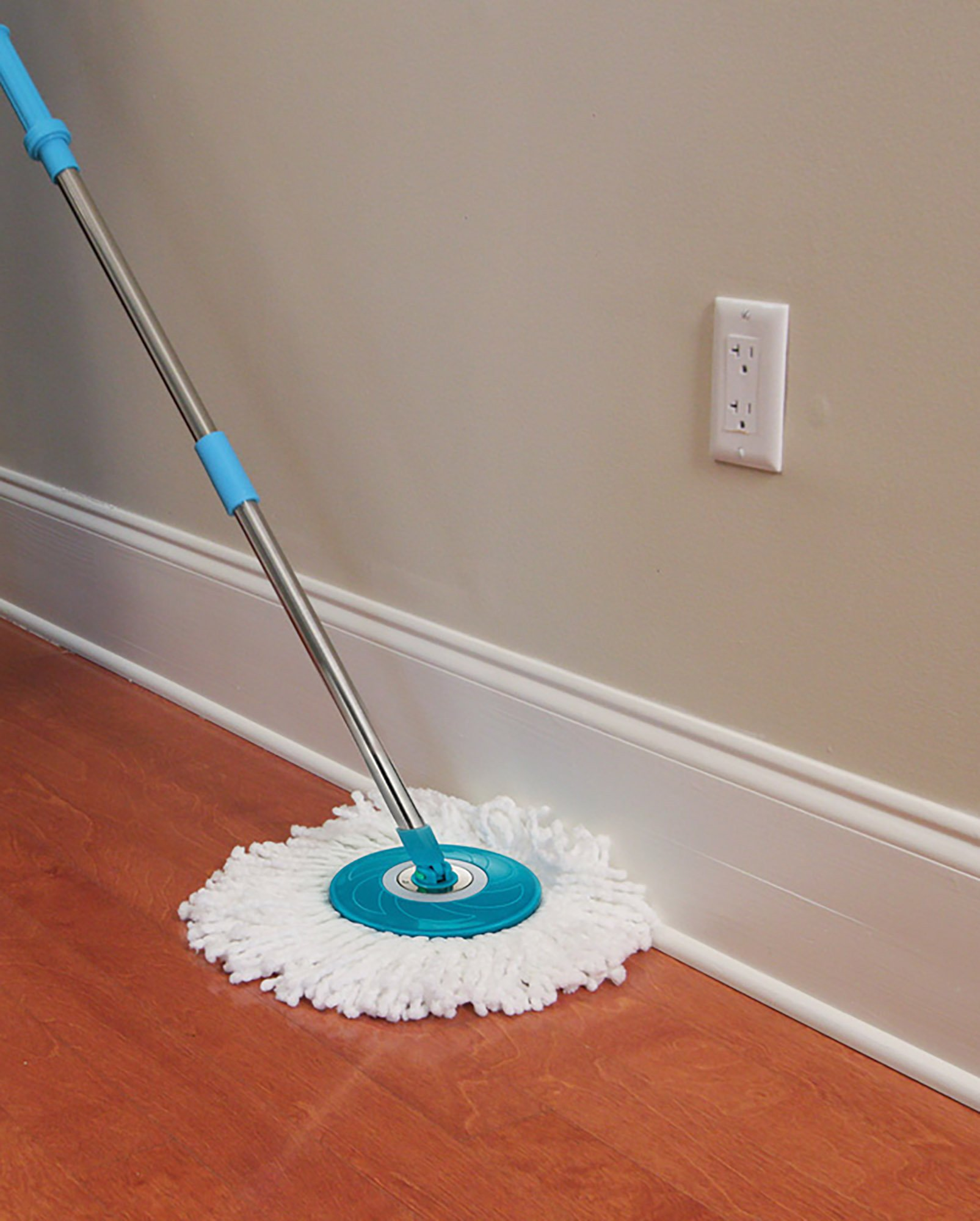 Hurricane Spin Mop Replacement Mop Head by BulbHead by Hurricane (Image #2)