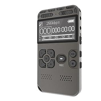 Digital Voice Recorder 8GB Audio Sound Recorder: Amazon.in ...