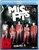 Misfits - Staffel 1 [Blu-ray]