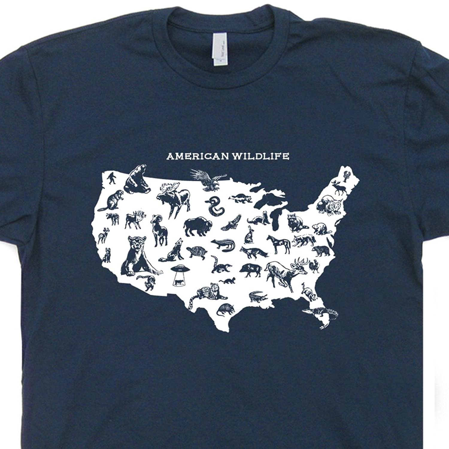25  Adorable Wildlife T Shirts