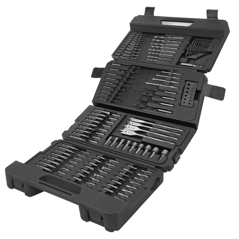 BLACK+DECKER 71-91291 129-Piece Complete Home Essentials Kit
