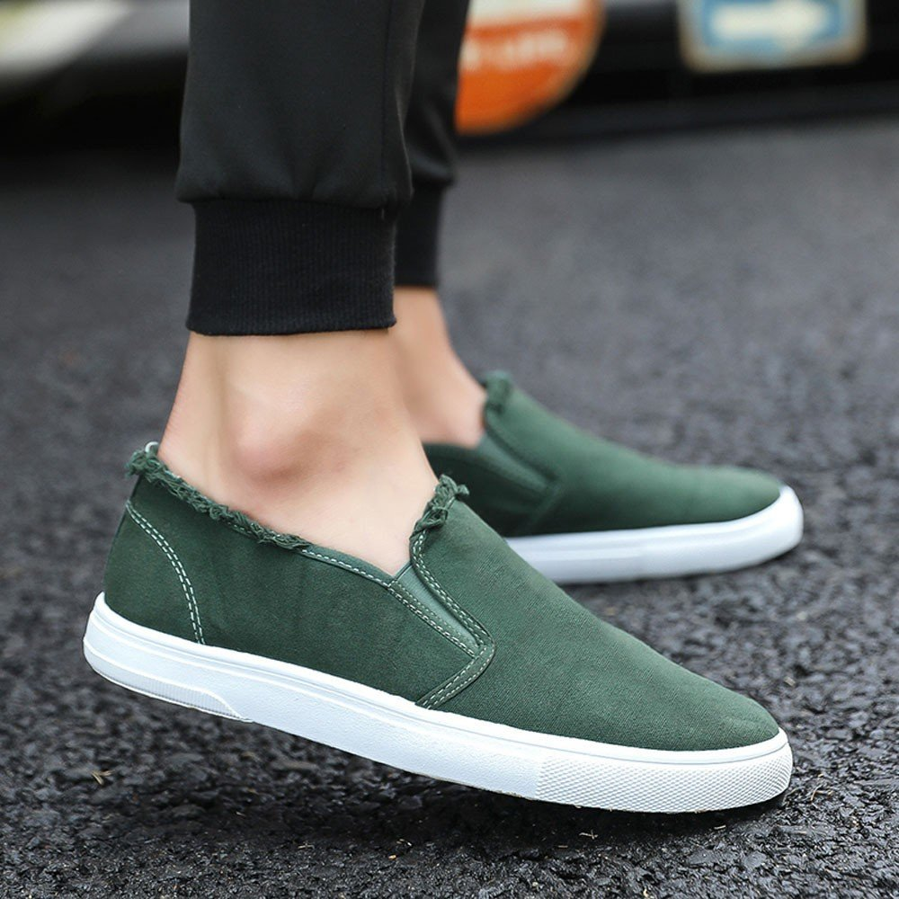 Nebwe 2019 Shoes Student Canvas Shoes Summer Men Shoes Fashion Leisure Sneakers Fashion Casual White