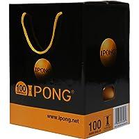 iPong Bolas 100 Unidades - Naranja