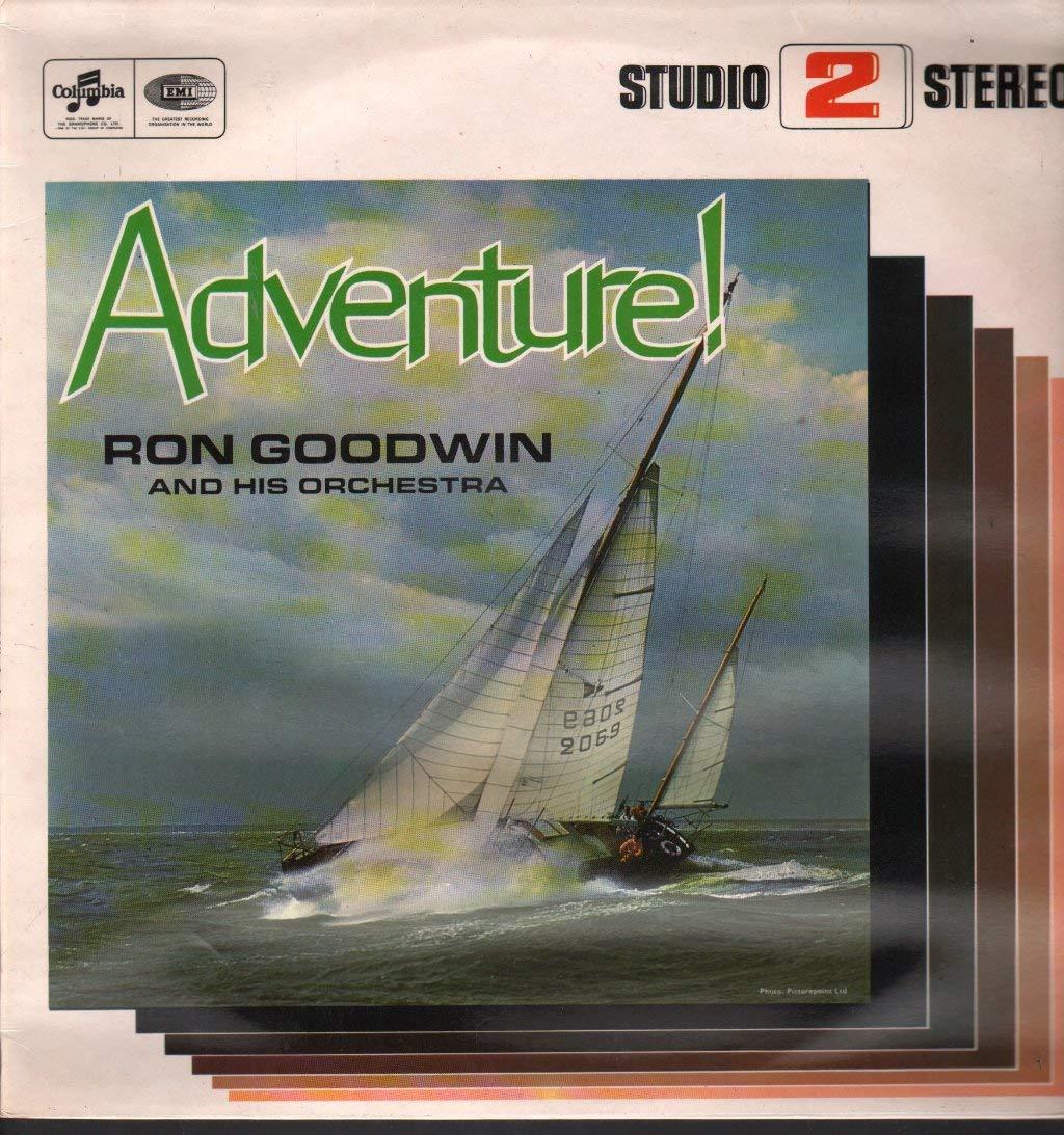 Adventure!: Ron Goodwin And His Orchestra: Amazon.es: Música