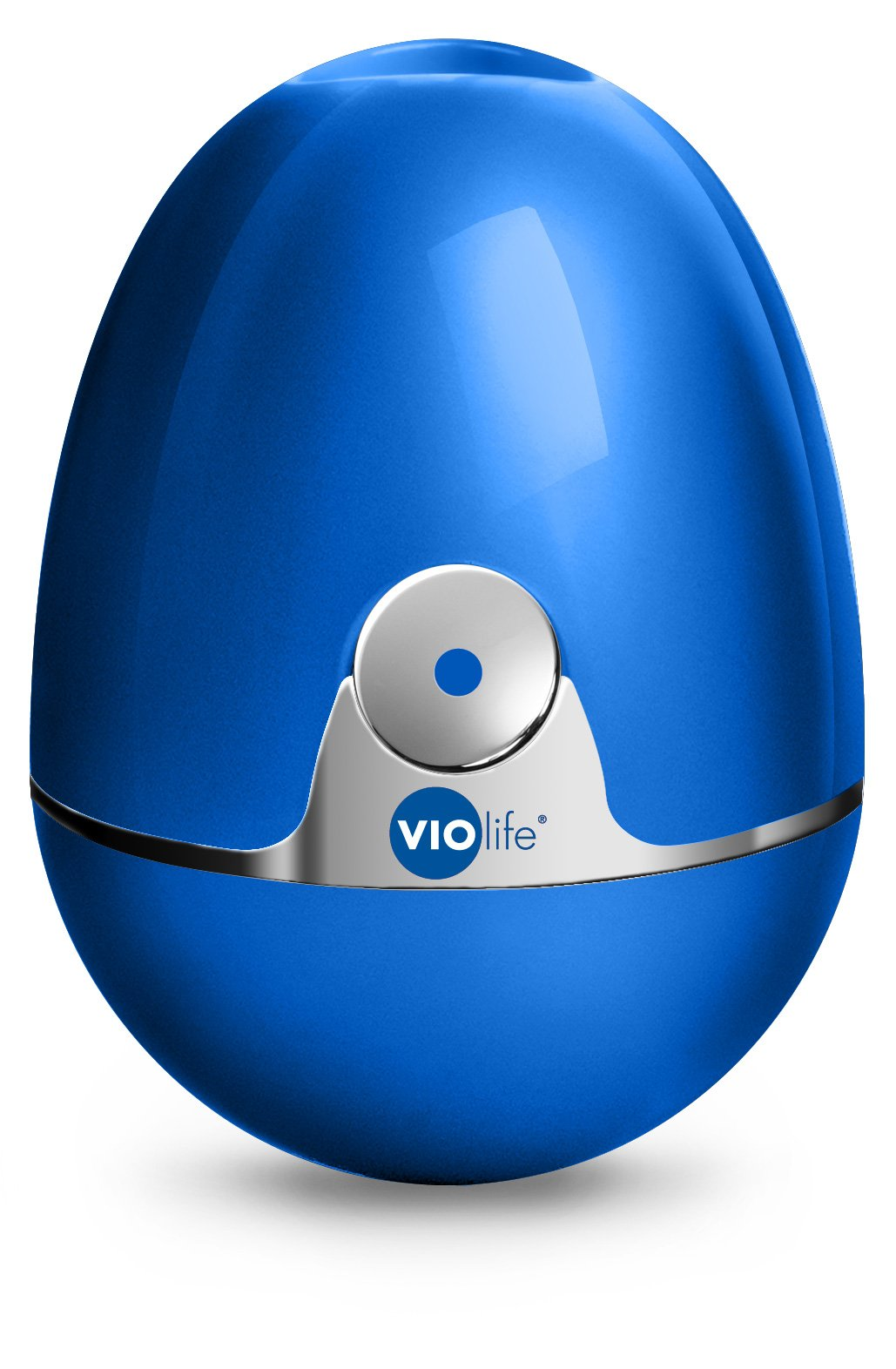 Violife Style Zapi Luxe UV Toothbrush Sanitizer, Cobalt, 6.3 Ounce