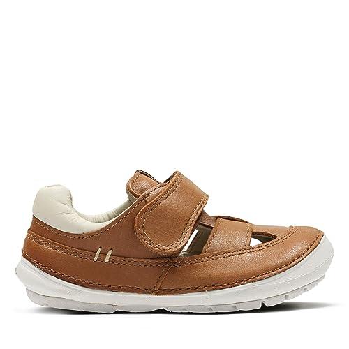 Sandals Clarks In NavyAmazon Softly co ukShoesamp; Bags Leather Ash hQxrtCsd