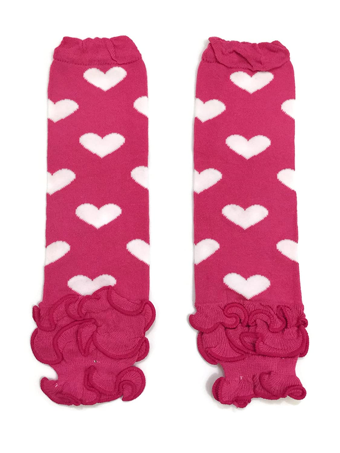Rush Dance Valentine's Day Love Hearts Baby/Toddler Leg Warmers
