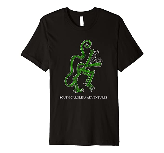 Amazon Frank The Alligator T Shirt South Carolina Adventures