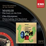 Great Recordings Of The Century - Mahler (Das Lied von der Erde)