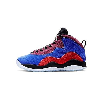 buy online 35cbd bbb35 Amazon.com   Nike Air Jordan 10 X Womens Maya Moore CD9705-406 US Women  Size 8.5   Fashion Sneakers