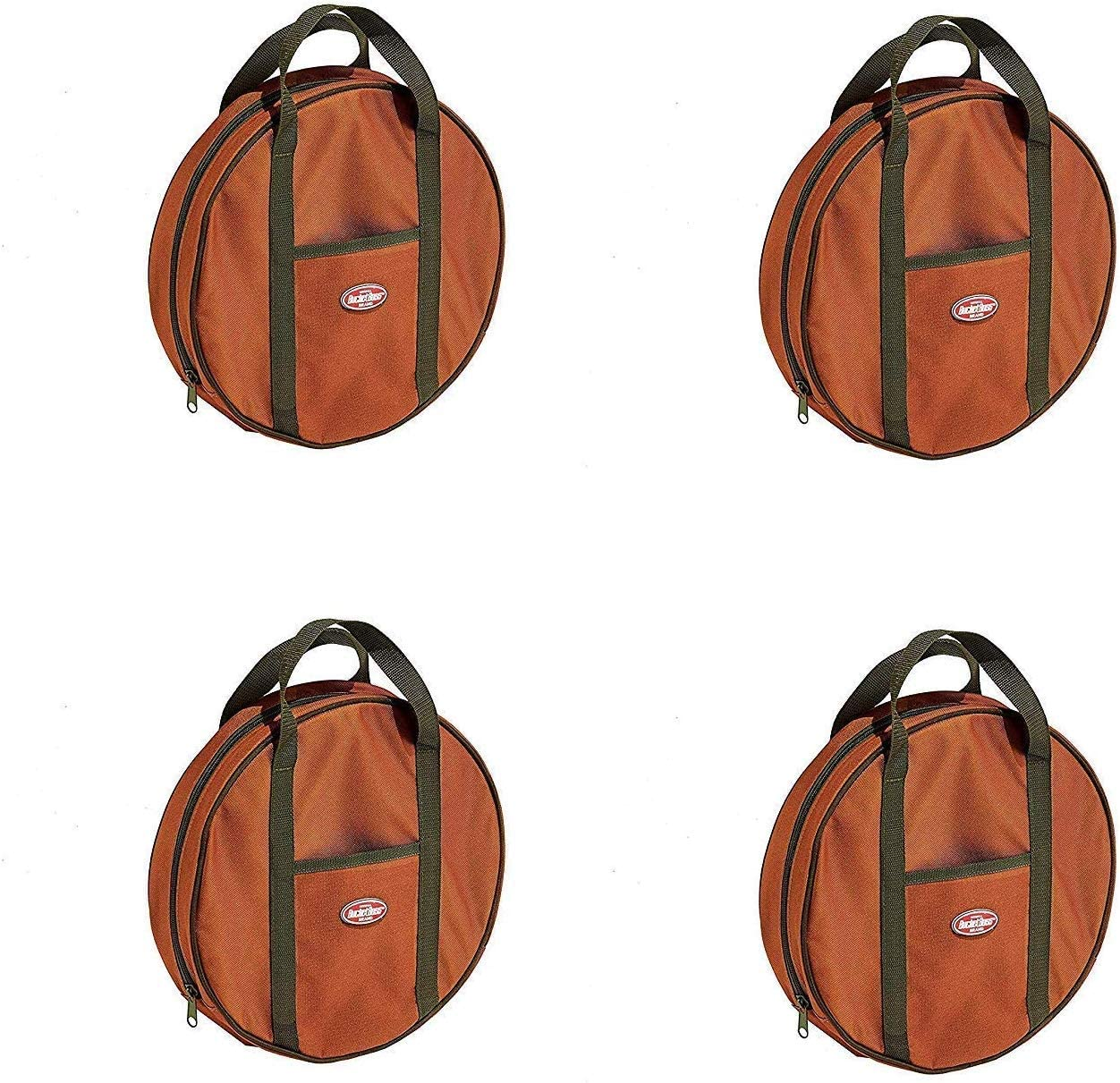 Bucket Boss Cable Bag in Brown, 69000 Pack of 4