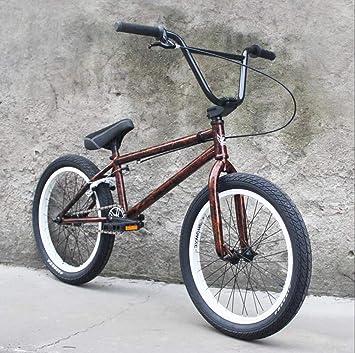 Bicicletas BMX de 20 pulgadas, cuadro BMX de acero cromo-molibdeno ...