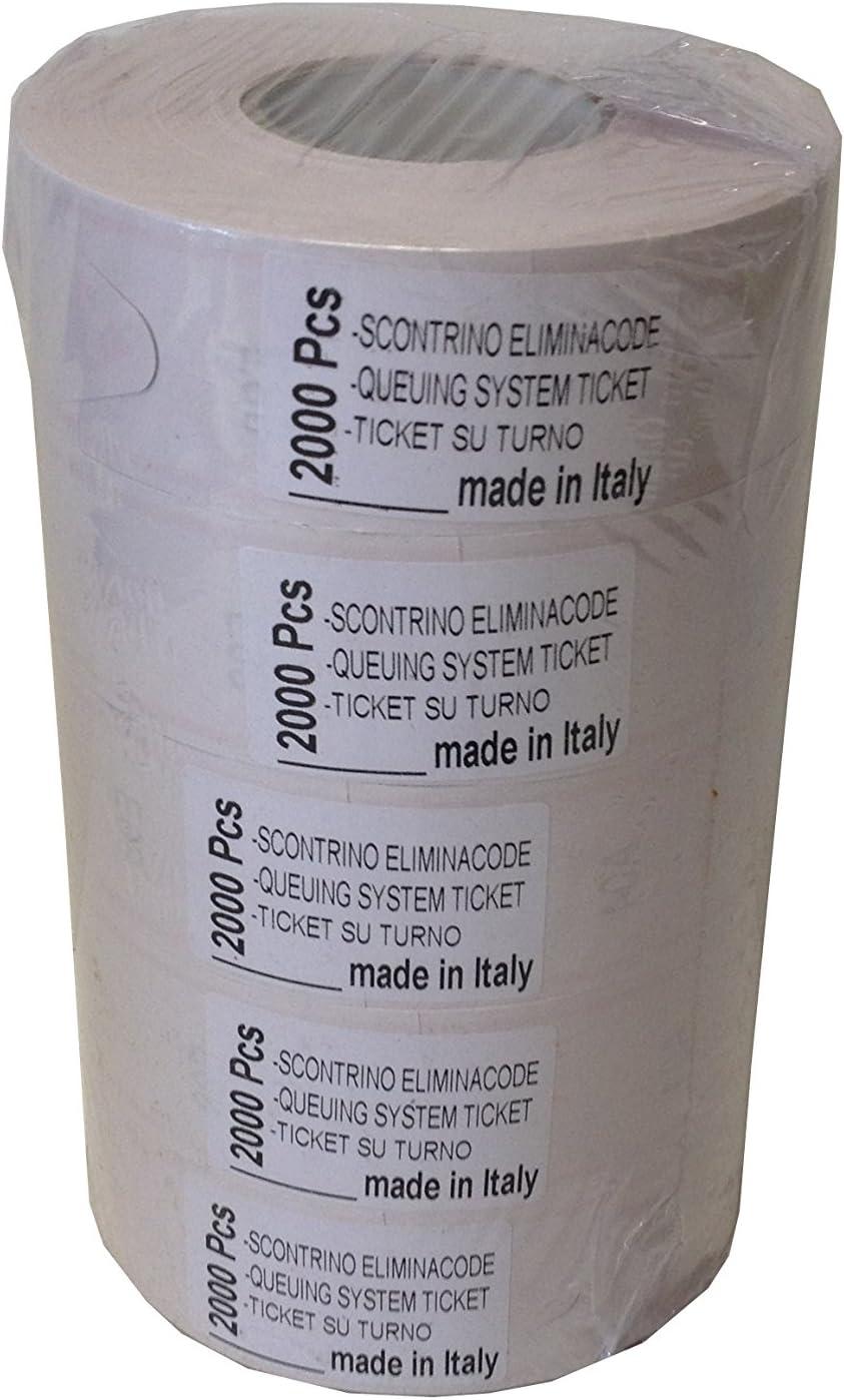 Ticket Su Turno para Sistema de gestión de Colas