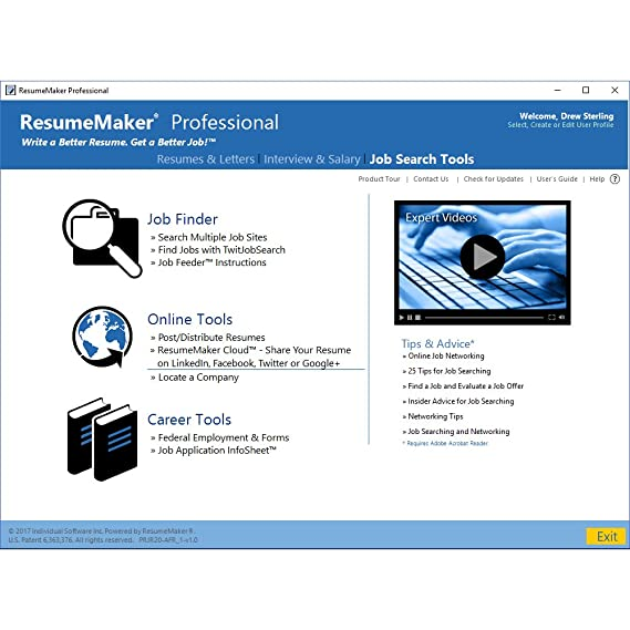 Magnificent Resume Maker Professional Deluxe 18 Photos - Example ...