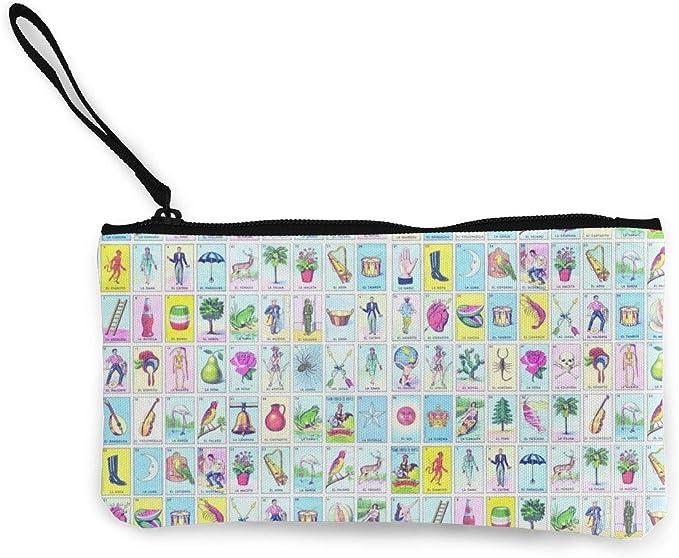 Amazon.com: MODREACH - Monedero para mujeres y niñas, diseño ...