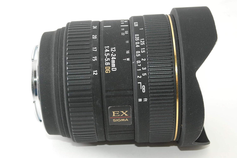 激安通販 SIGMA シグマ 12-24mm F4.5-5.6 D B07QWJ7D3T DG SIGMA 12-24mm EX for MINOLTA/SONY B07QWJ7D3T, ソフト99 emono:0439ac4c --- arianechie.dominiotemporario.com