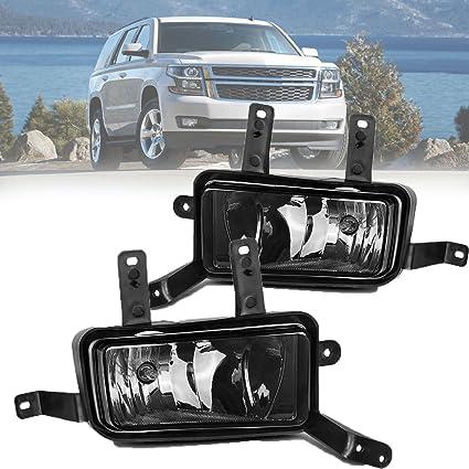 Amazon com: AUTOSAVER88 Fog Lights 5202 PS24W 12V Halogen Lamp For