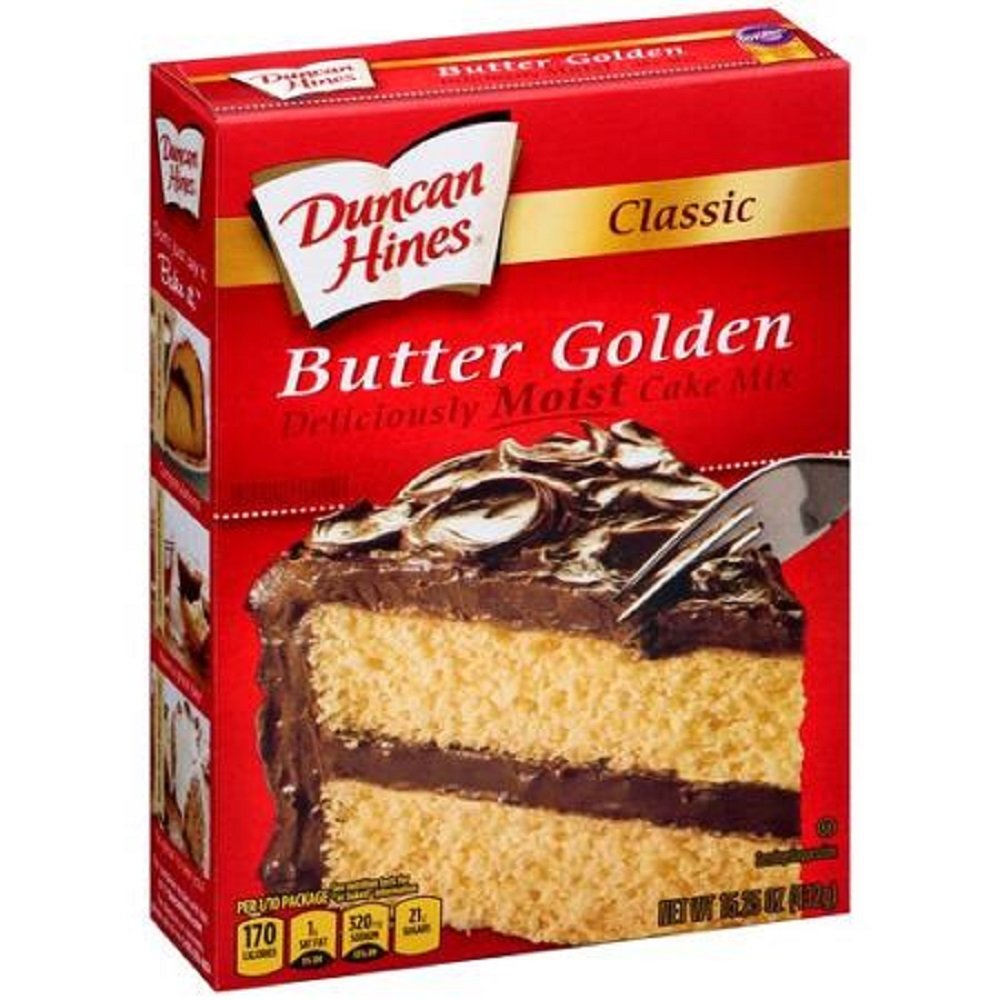 Recipes Using Duncan Hines Butter Golden Cake Mix