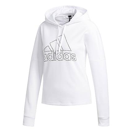6d572992ce35 Amazon.com  adidas Women s Athletics Team Issue Pullover Hoodie ...