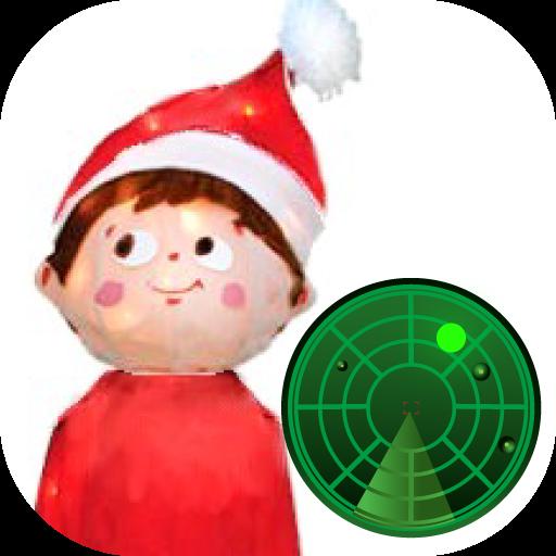 Christmas Elf Tracker : Track Christmas Elf ! (Elf On The Shelf Games For Kids)