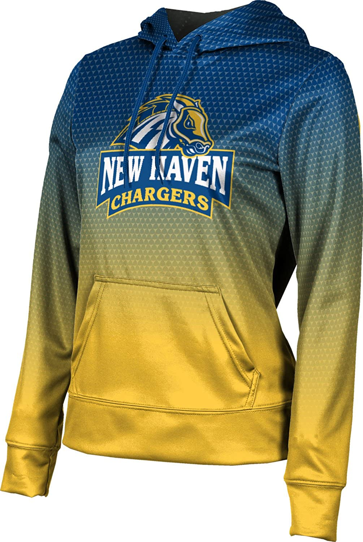 School Spirit Sweatshirt Zoom University of New Haven Girls Pullover Hoodie