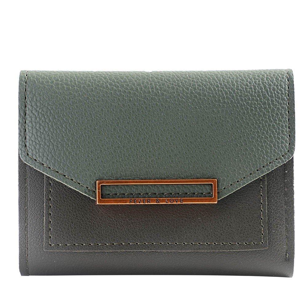 Convinced- Home & Garden Wallets for Women,Men's Wallets, Women Short Wallet Student Wallet Folding Coin Purse