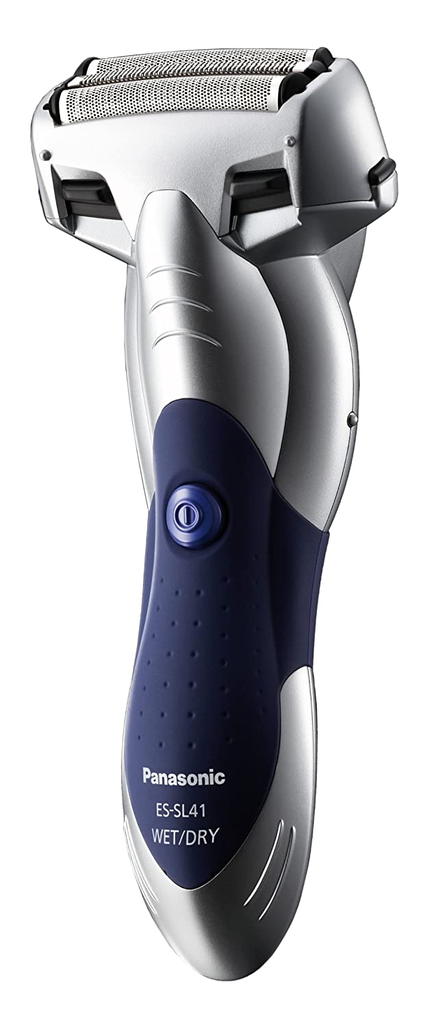 Panasonic ES-SL41 3 Blade Electric Shaver Wet& Dry with Pop-up Trimmer ES-SL41-A511