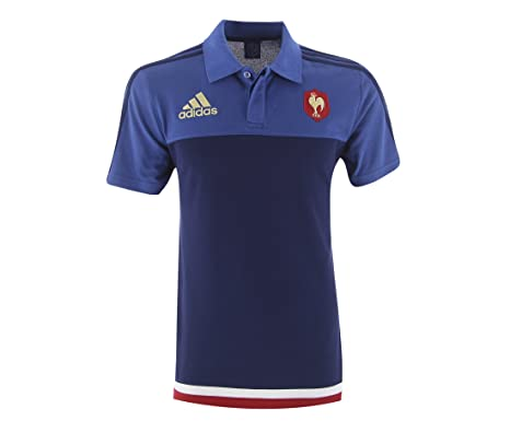 adidas Francia 2014/reproductores de Rugby 15 Medios de ...