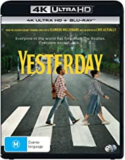 Yesterday [2-Disc] (4K Ultra HD + Blu-ray)