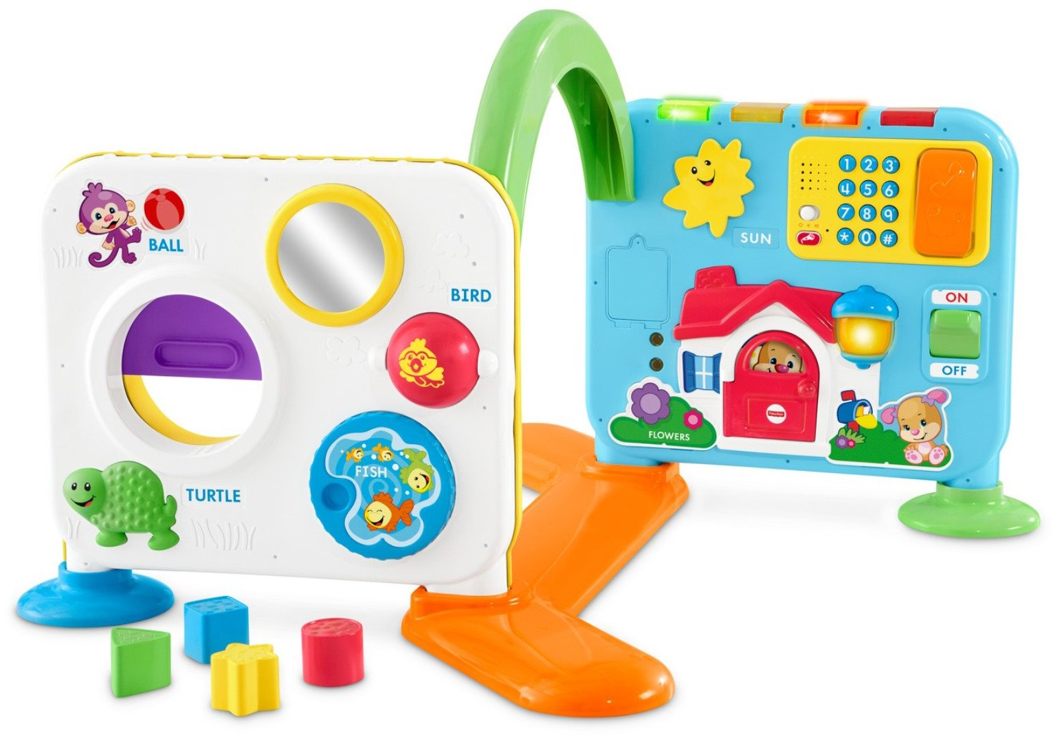 Fisher-Price Laugh & Learn Crawl-Around Learning Center by Fisher-Price (Image #27)