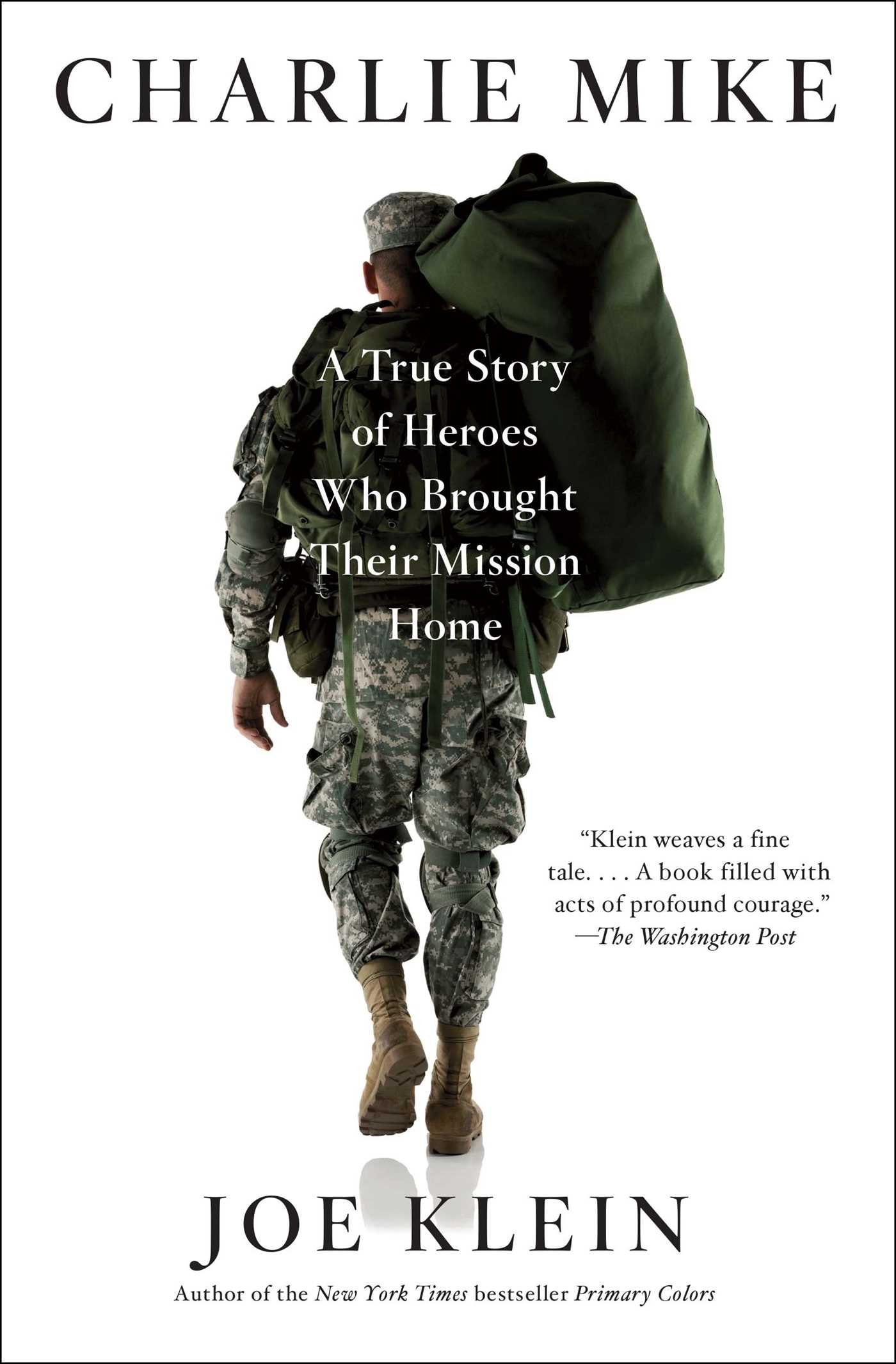 Heroes of military photo stories
