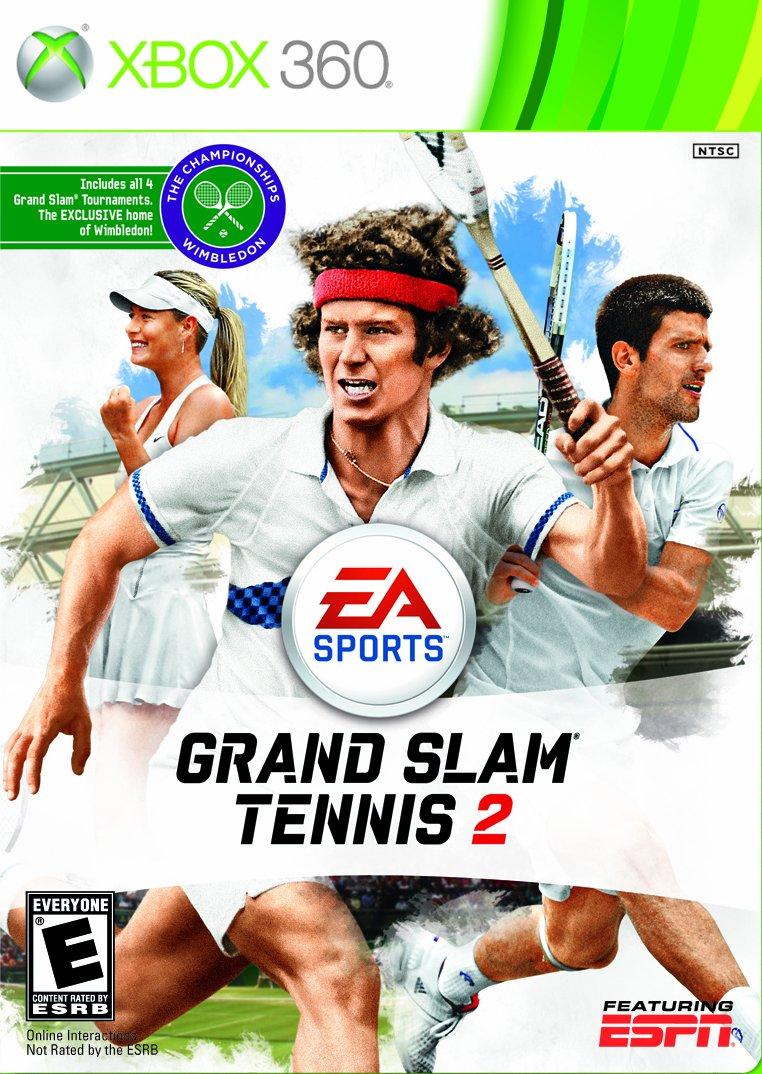 Grand Slam, Tennis 2